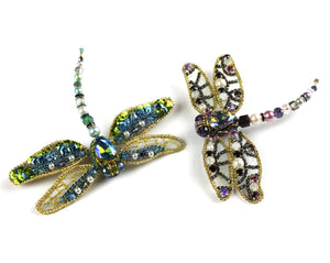 Alicia Wiese, Dragonfly Brooch