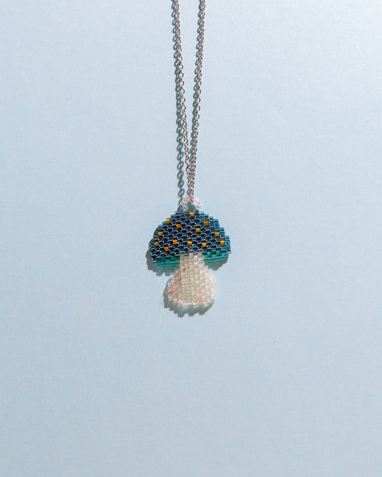 Alicia Wiese, Mushroom Necklace