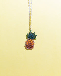 Alicia Wiese, Pineapple Necklace
