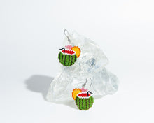 Load image into Gallery viewer, Alicia Wiese, Watermelon Cocktail Earrings