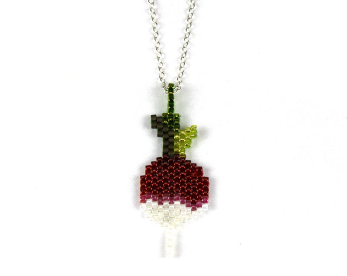 Alicia Wiese, Radish Necklace