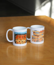 Load image into Gallery viewer, David Bauman, Lava Island Mug