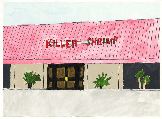 Devin Wildes, Untitled (Killer Shrimp)