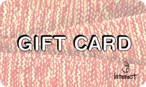 Gift Card (choose your price)