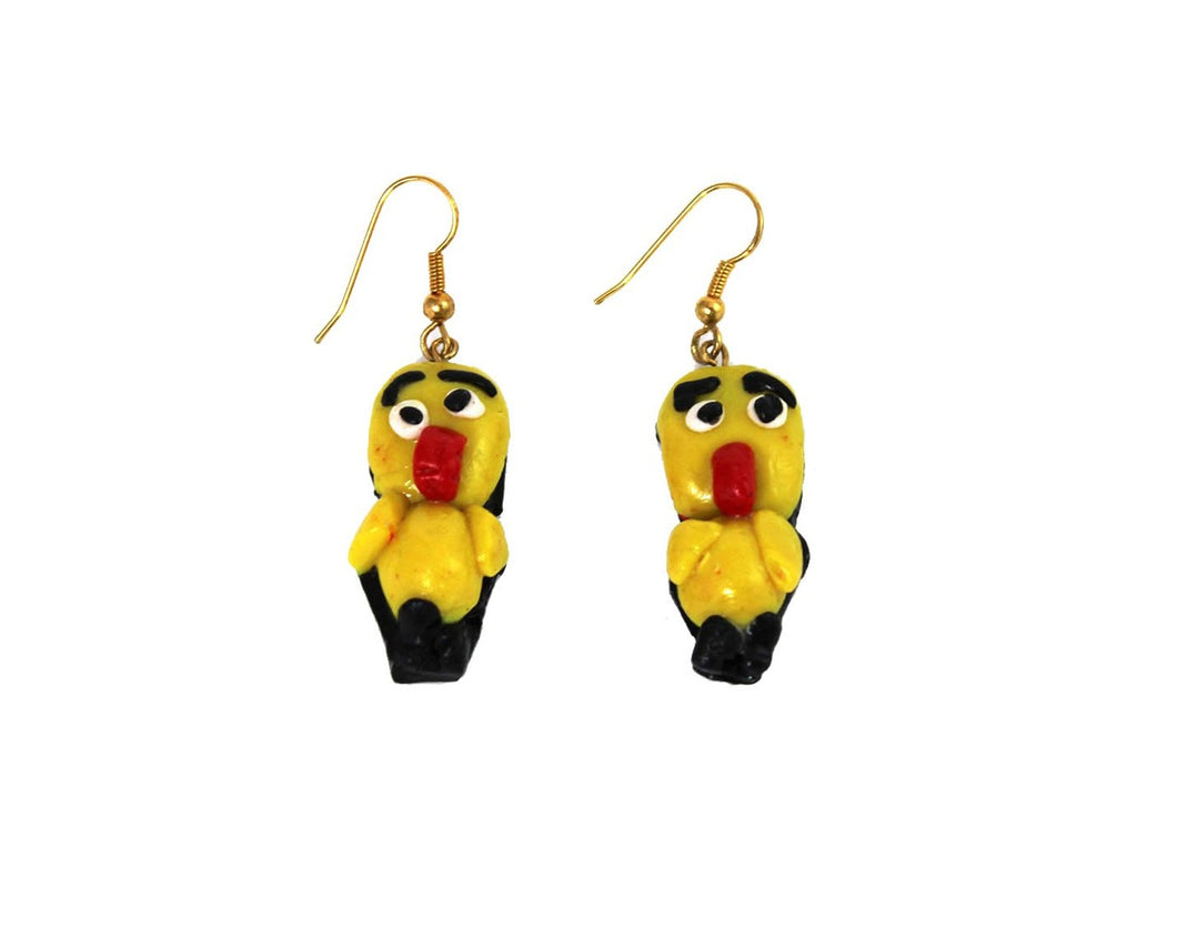 Ingrid Hansen, Earrings