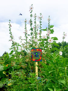"Mike Harris Jr., ""Bee"" Garden Sign"