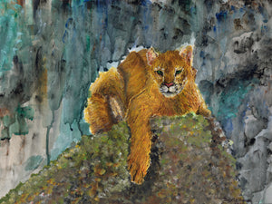 "Ingrid Hansen, ""Mountain Lion"""