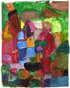 "Janice Essick, ""This is a Bunch of Colors and Squares"""