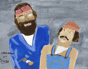 "Laurie M., ""Cheech and Chong's Up in Smoke"""