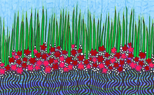 "Linda Strong, ""Dark Waters in the Springtime"""