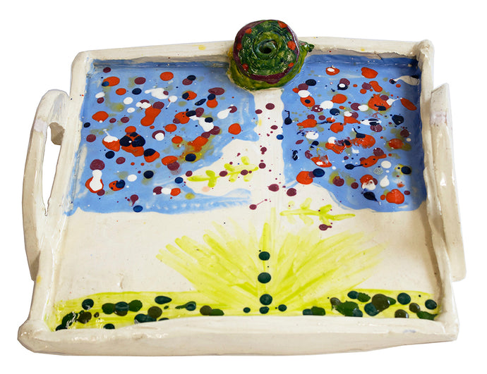 Ona Williams, Untitled (Tray)