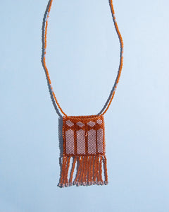 Rosemary Perronteau, Pouch Necklace