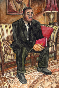 "Victor Van, ""Martin Luther King Jr. by Daniel dos Santos"""