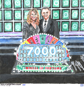 "Victor Van, ""Wheel of Fortune 7000th Episode - new!"""