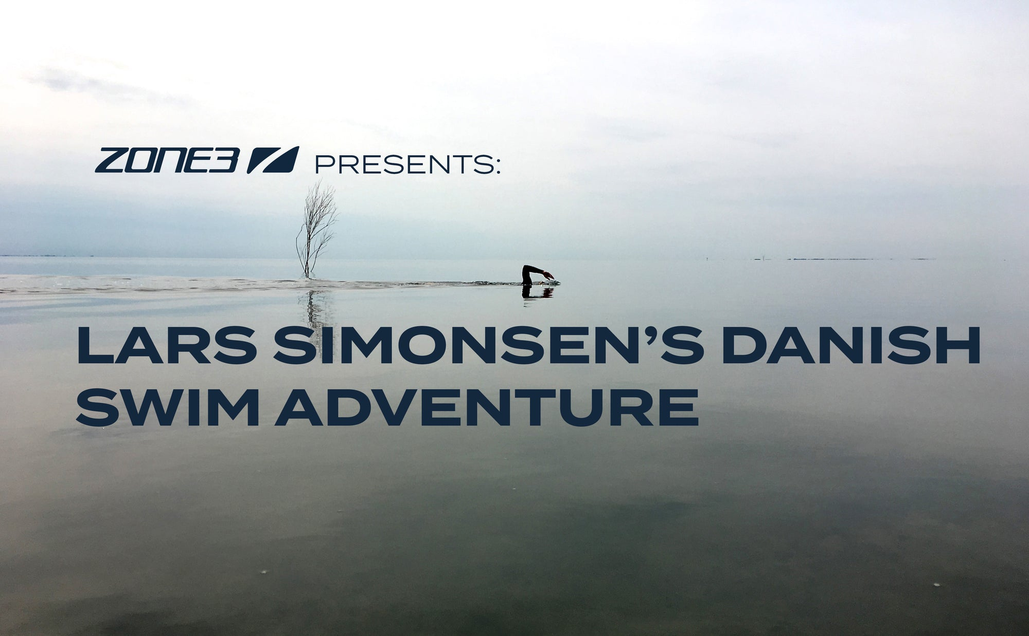 Lars Simonsen Swims Around the Entire Perimeter of Denmark