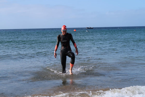 IRONMAN LANZAROTE RACE REPORT