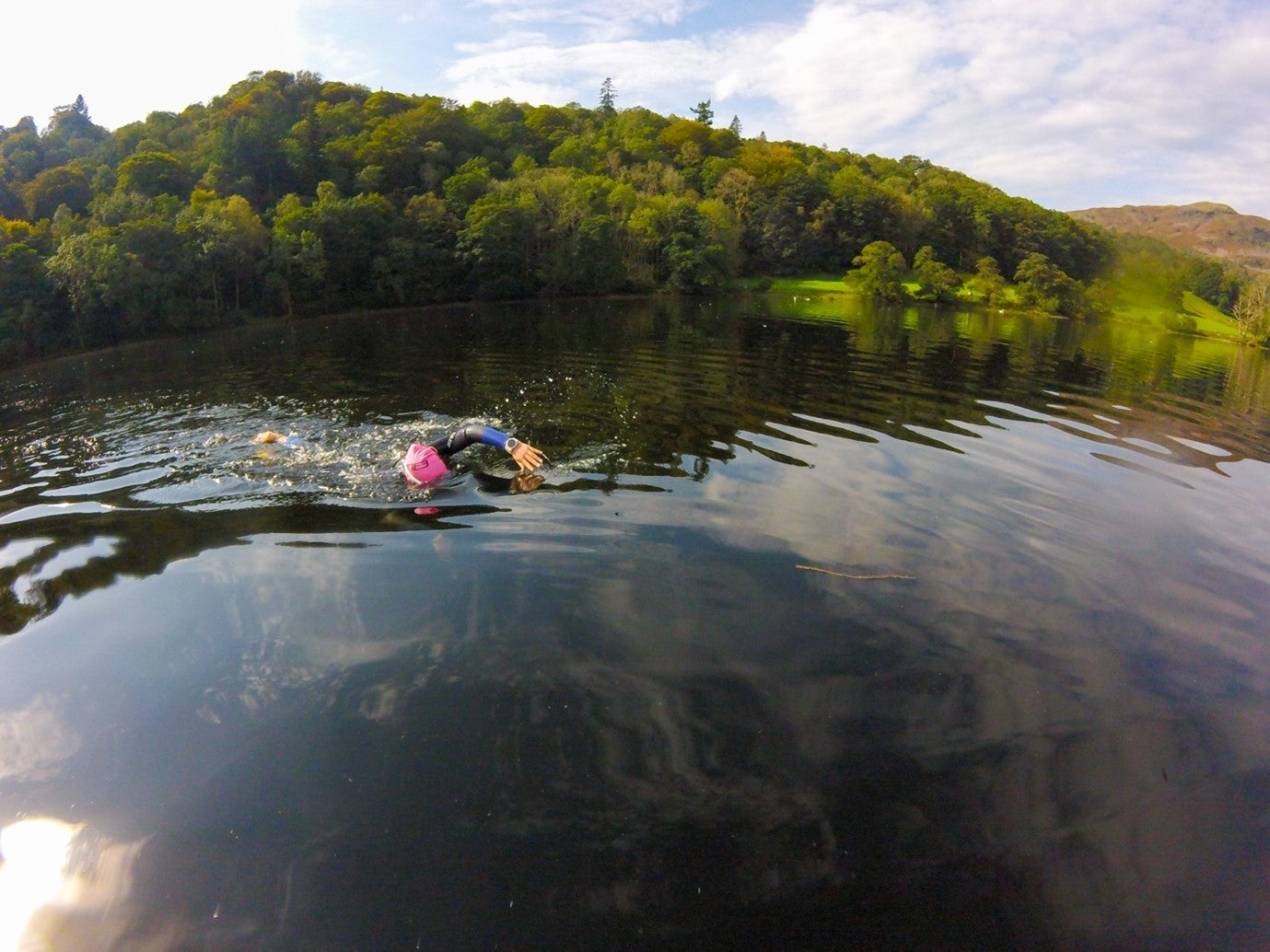 Top Open Water Swimming Tips
