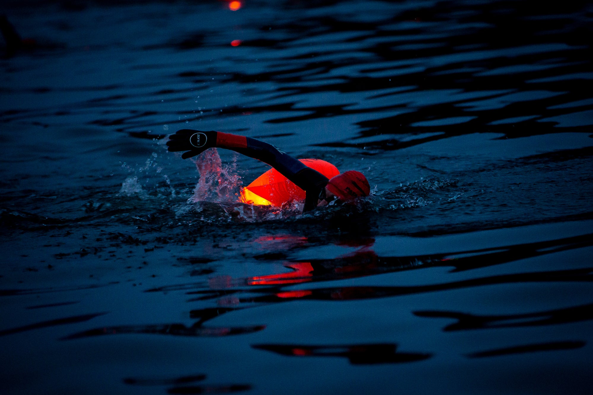 Deep Dive Into Cold Water Swimming