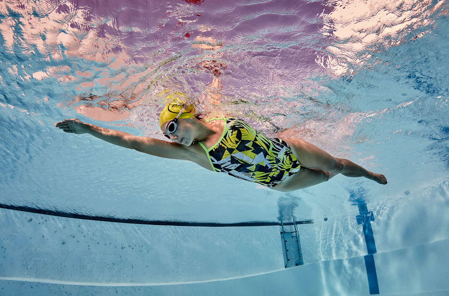 Catch Phase of Front Crawl