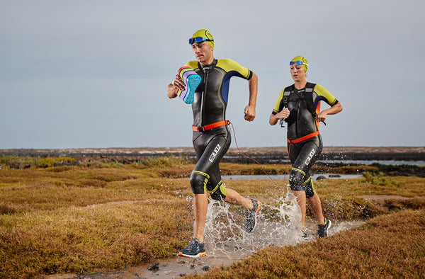 First timers guide to Swimrun kit