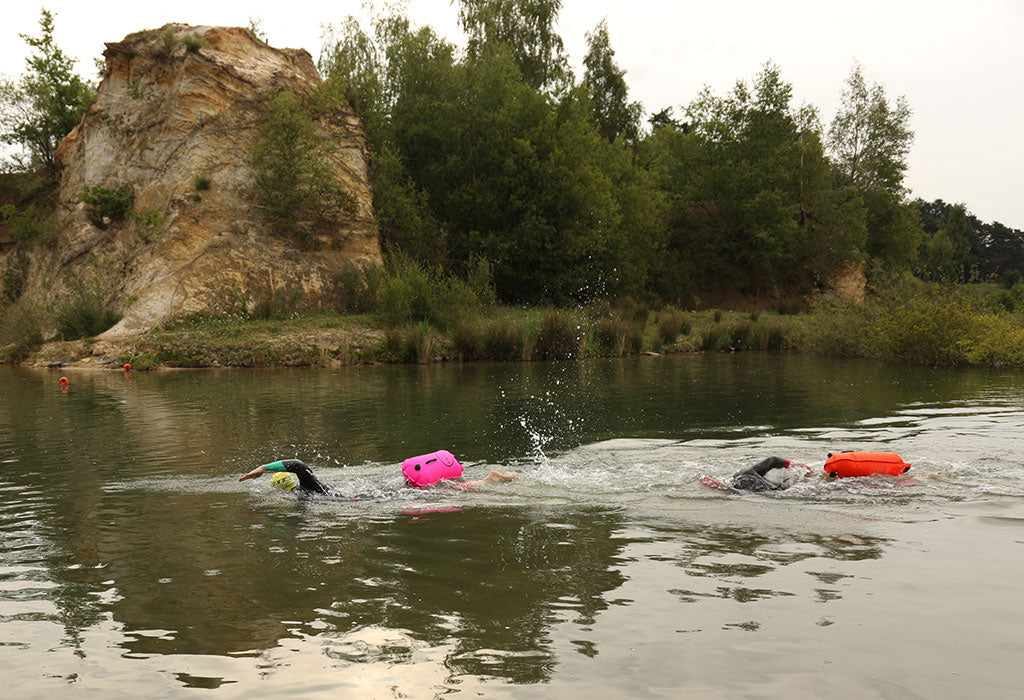 Cold Open Water Swimming Safety Tips