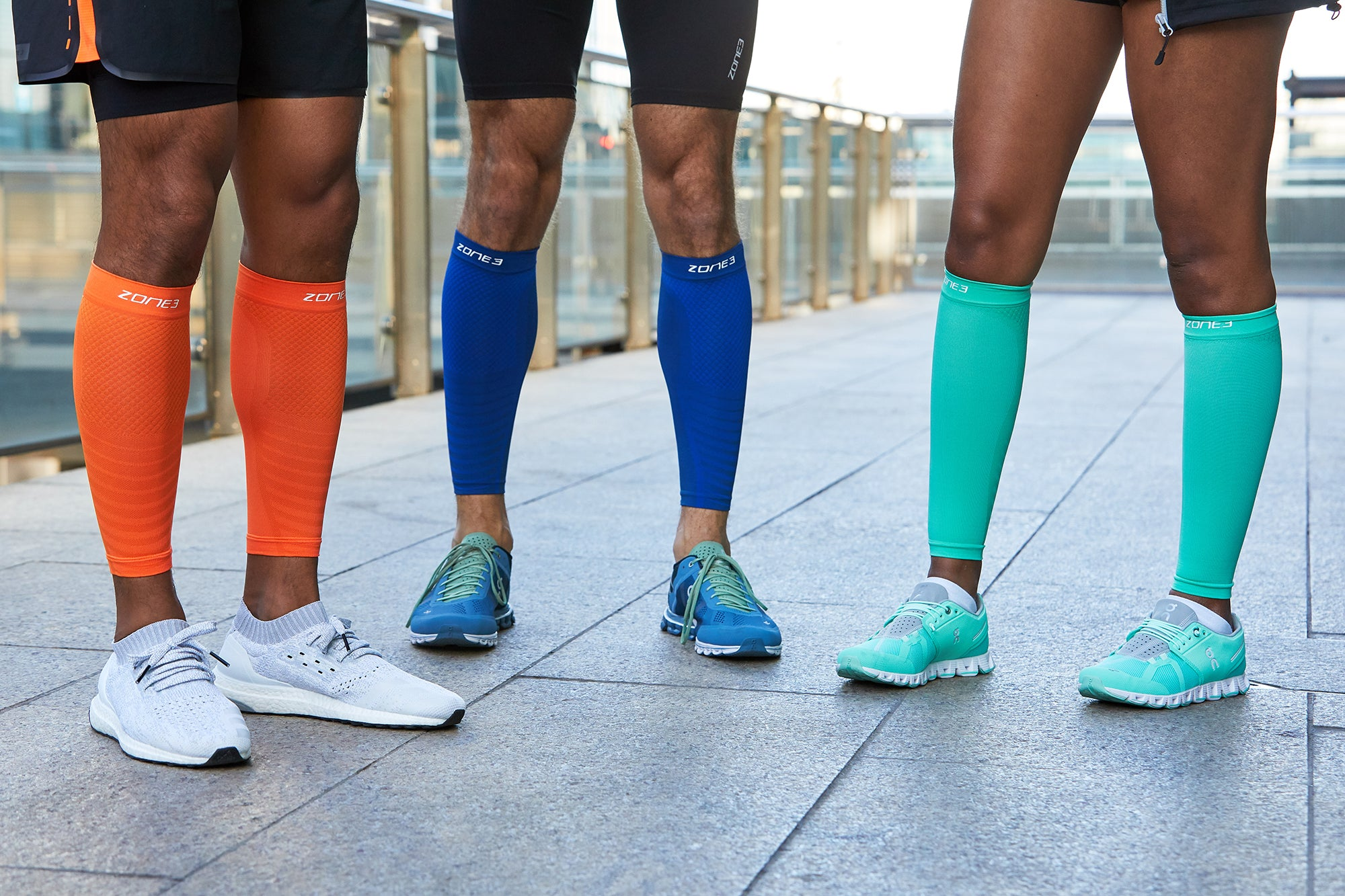 The Benefits of Wearing Compression Calf Sleeves