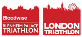 London & Blenheim Triathlon Logos