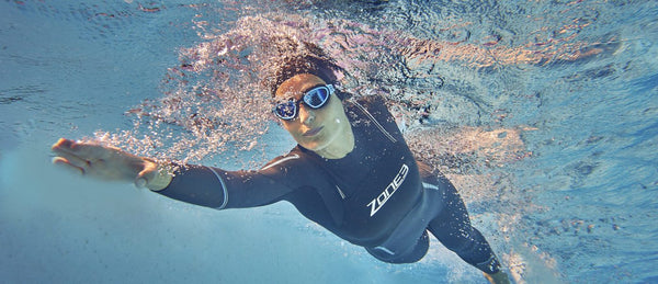 Swimming in Zone3 Triathlon wetsuit - Zone3 Blog