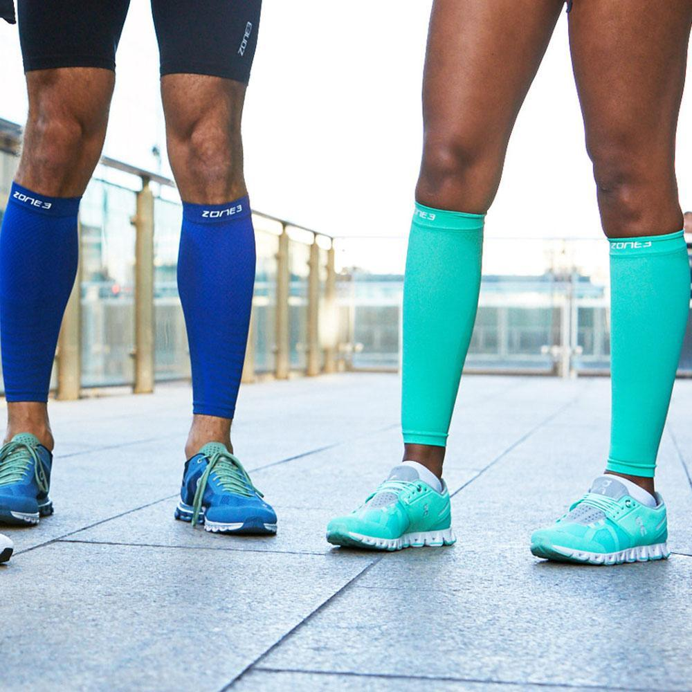 Zone3 Seamless Compression Calf Sleeves