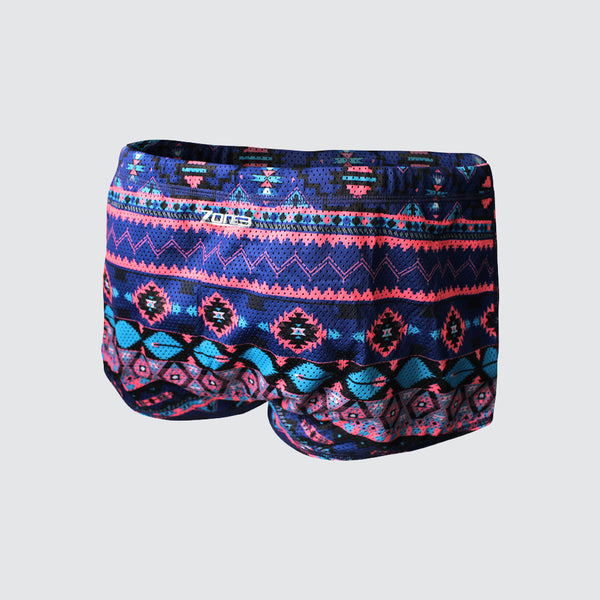 Aztec Drag Shorts