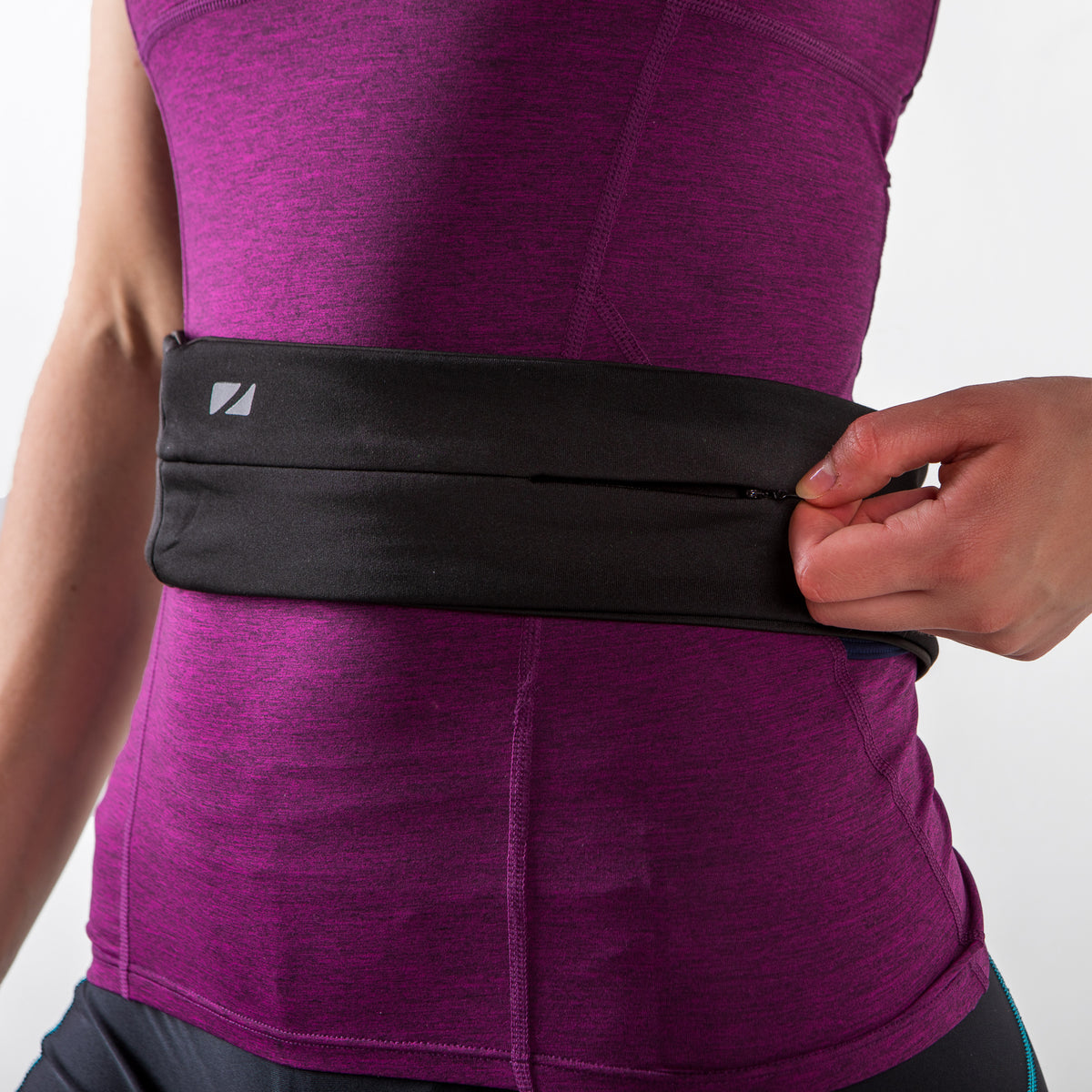 Reversible Training Flip Belt zip