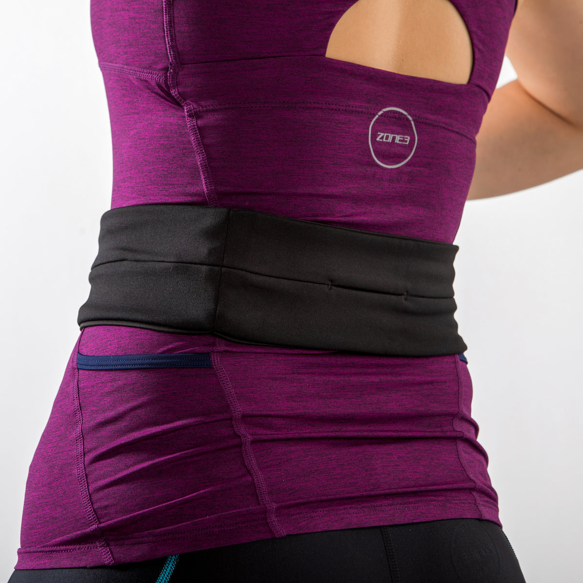 Reversible Training Flip Belt back