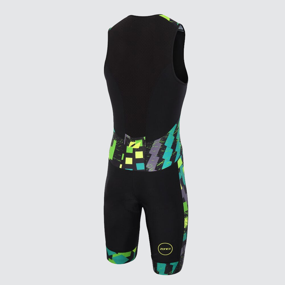 Men's Activate Plus Trisuit - Electric Sprint