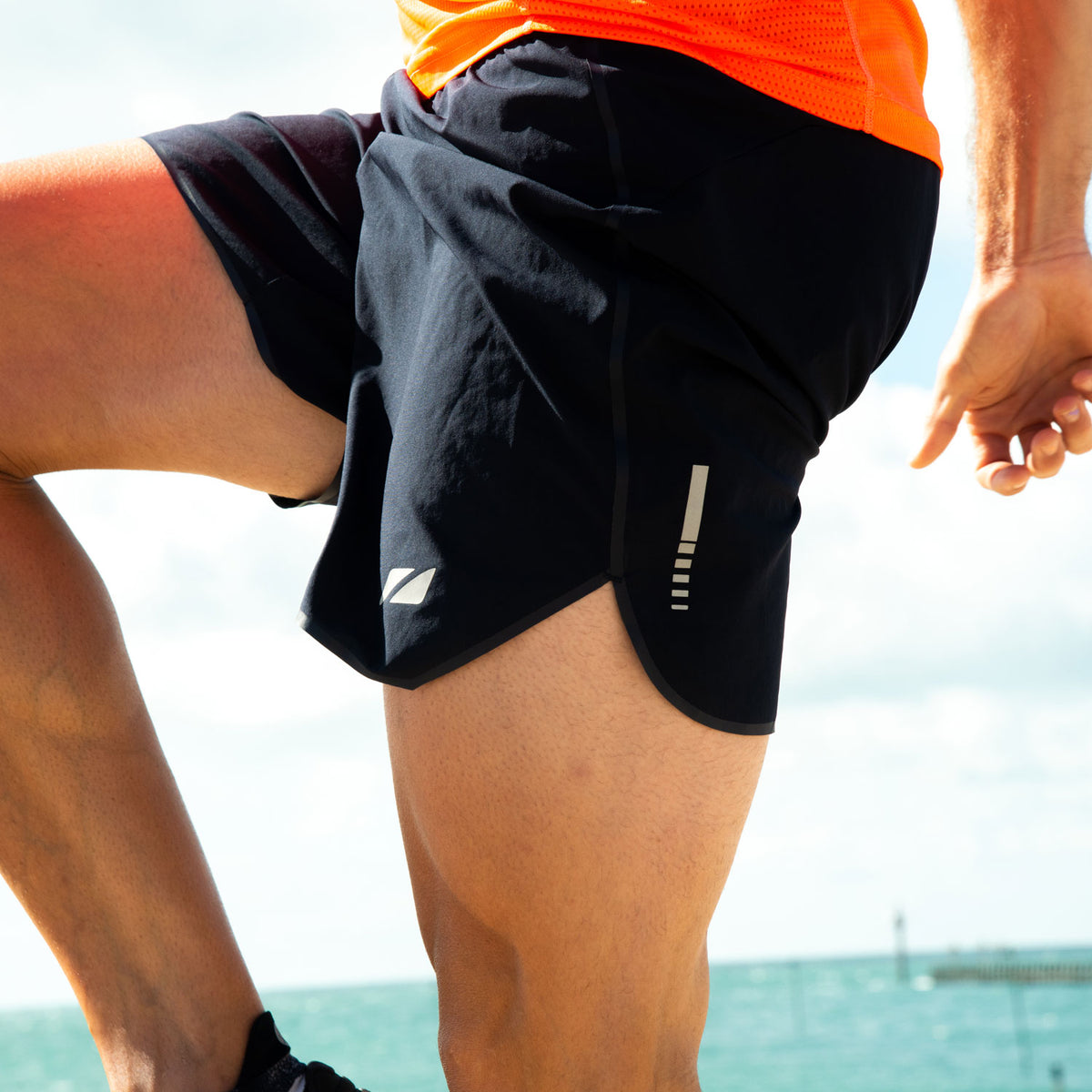 Phantom Lightweight Performance Run Shorts 7""