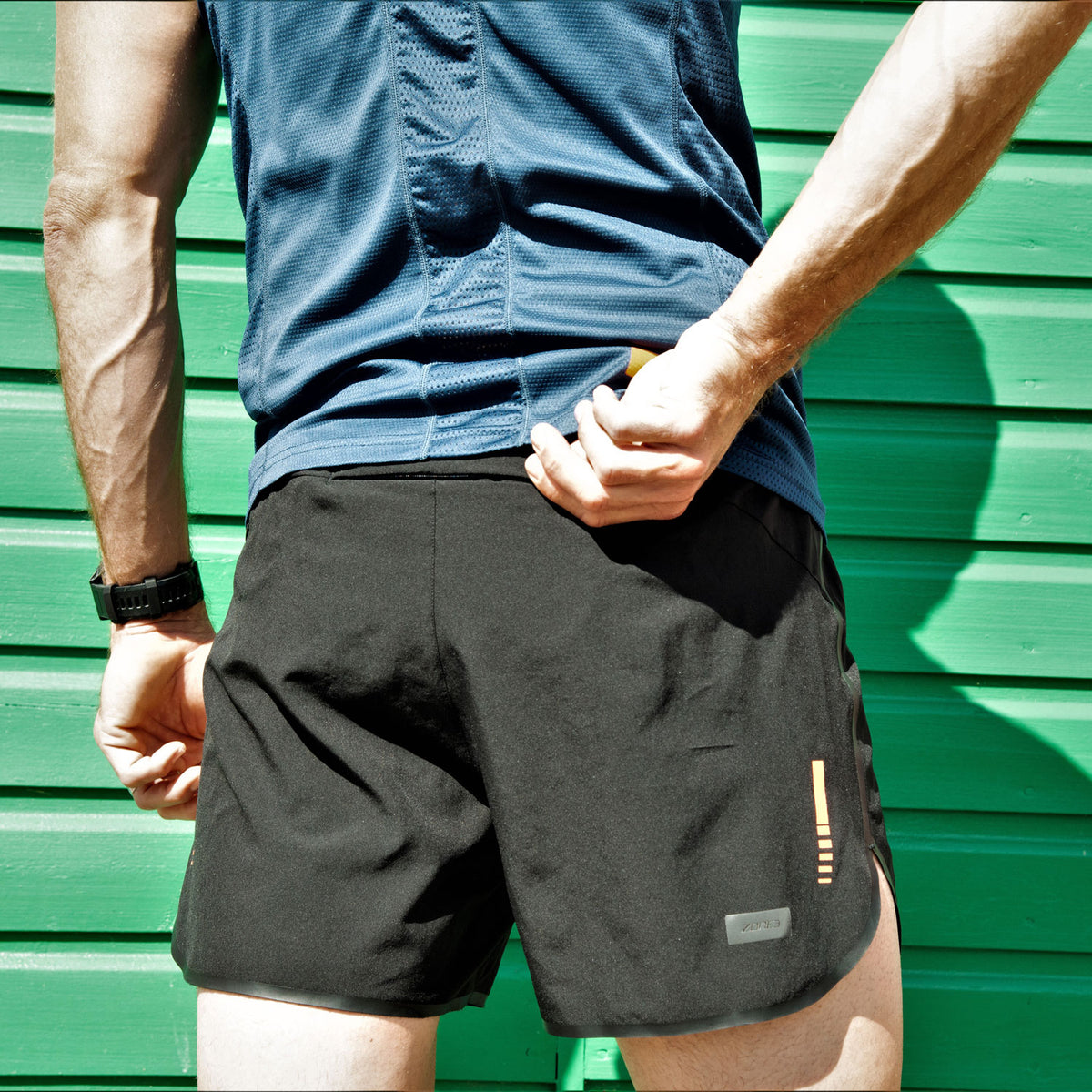 Phantom Lightweight Performance Run Shorts 5""