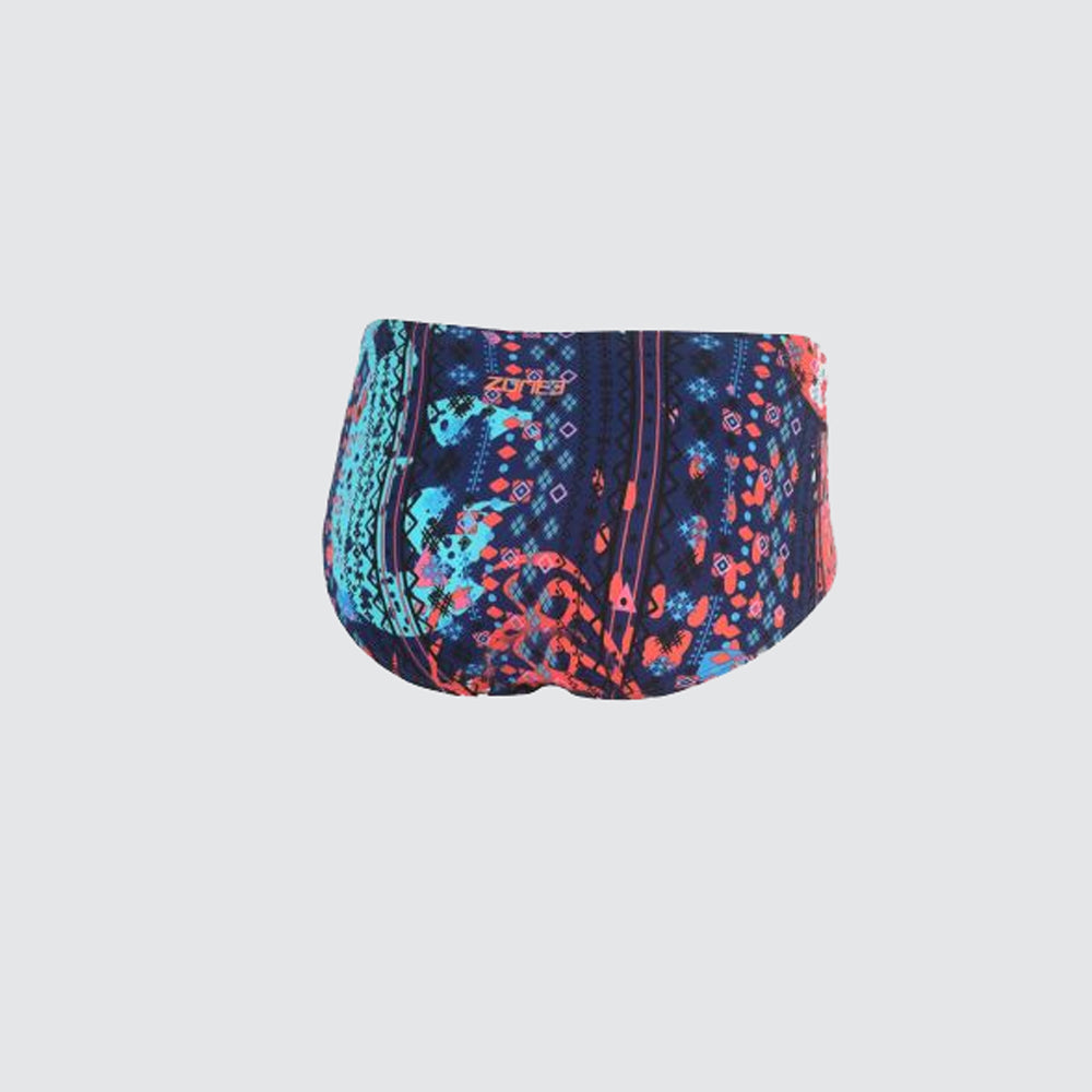 Men's Swim Brief Shorts - Aztec 2.0