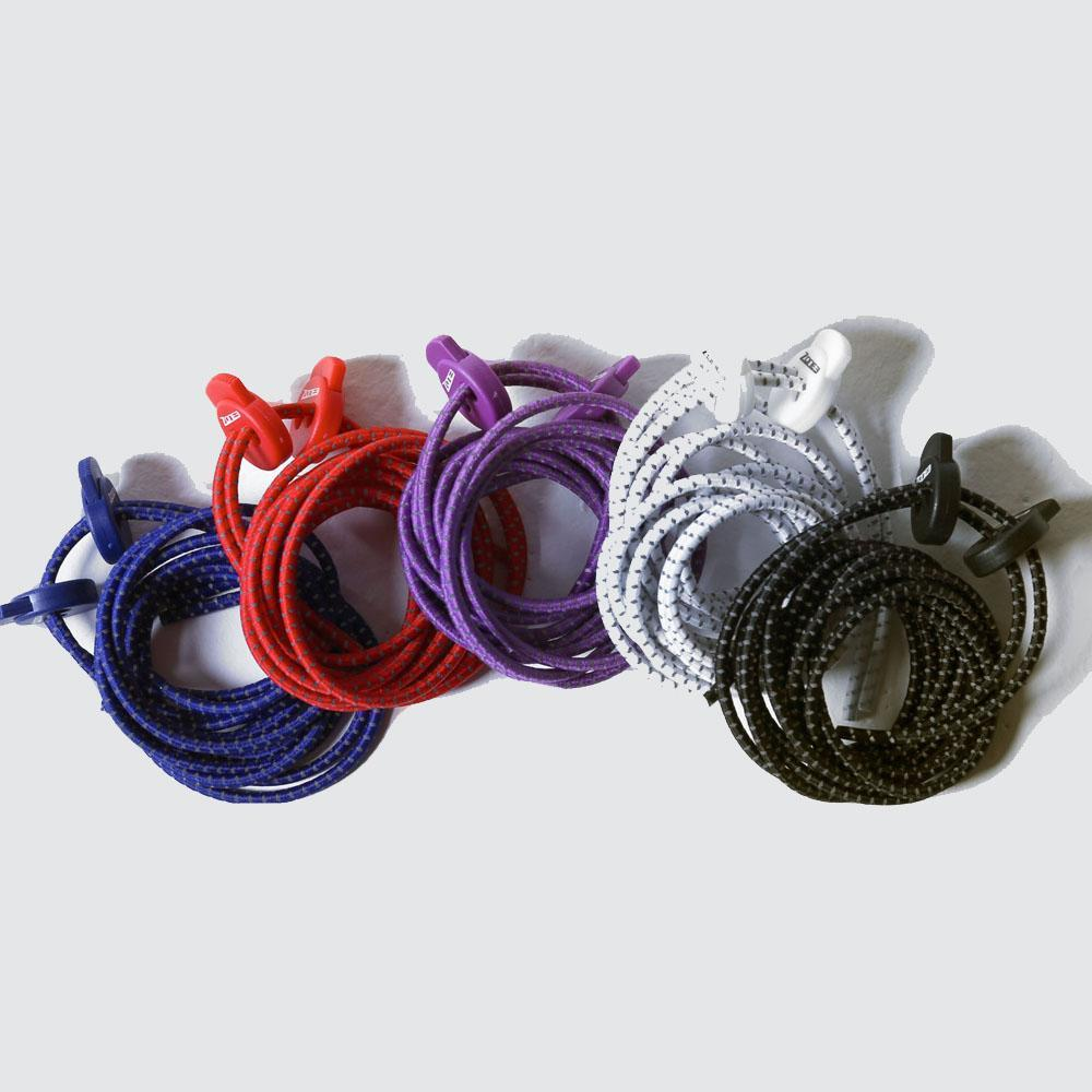 Elastic Shoe Laces for Fast Transitions