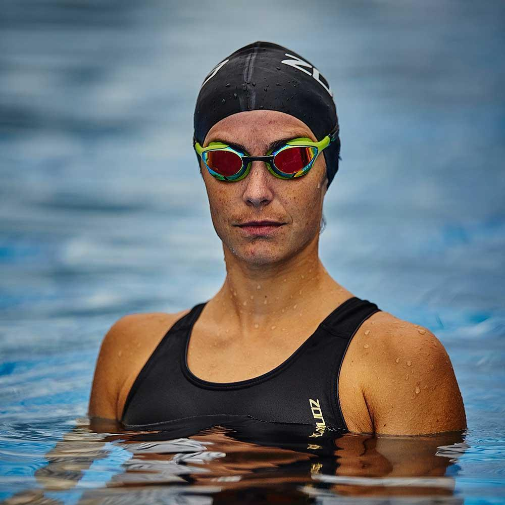 Volare Streamline Racing Swim Goggles