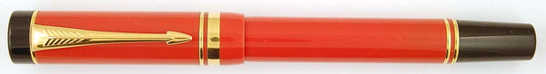Parker Duofold Rollerball in Orange