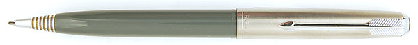 Parker 51 Mk1 Classic Clutch Pencil in grey, 0.9mm