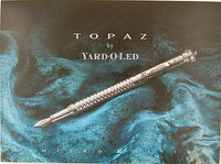 Yard-o-Led Topaz Limited Edition boxed, medium nib