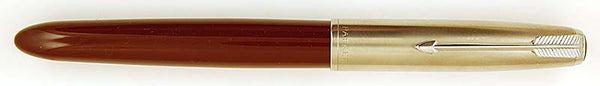 Parker 51 Classic Demi in burgundy