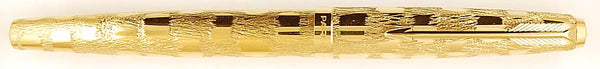 Parker 65 Cumulus in rolled gold - Medium nib