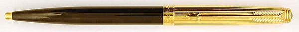 Parker 75 Custom Ballpen in black, France