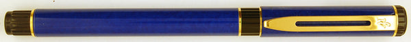 Waterman Centurion fountain pen in blue - Broad nib