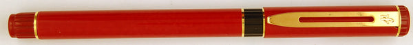 Waterman Centurion fountain pen in red - Broad nib