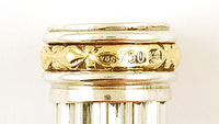 Yard-o-Led Millennium 052 Limited Edition with solid 18k gold rings