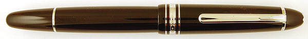Montblanc LeGrande Rollerball in black - Platinum trim