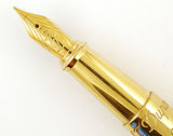 S T Dupont Bogie Collection - Humphrey Bogart Elysee Fountain Pen and Rollerball