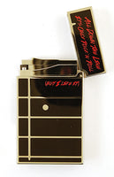 S T Dupont Lighter Rolling Stones Limited Edition - Boxed